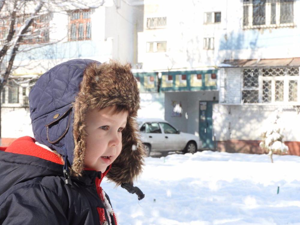 Артем и зима-2